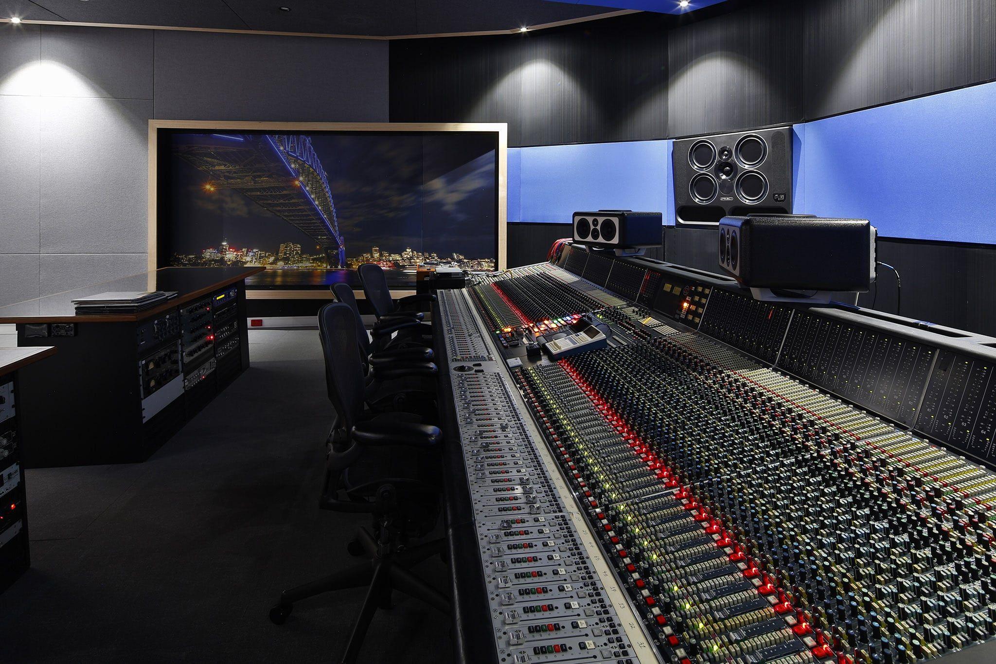 Studios 301 Sydney Recording Studio, Mastering, Mixing
