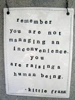 Parent's reminder