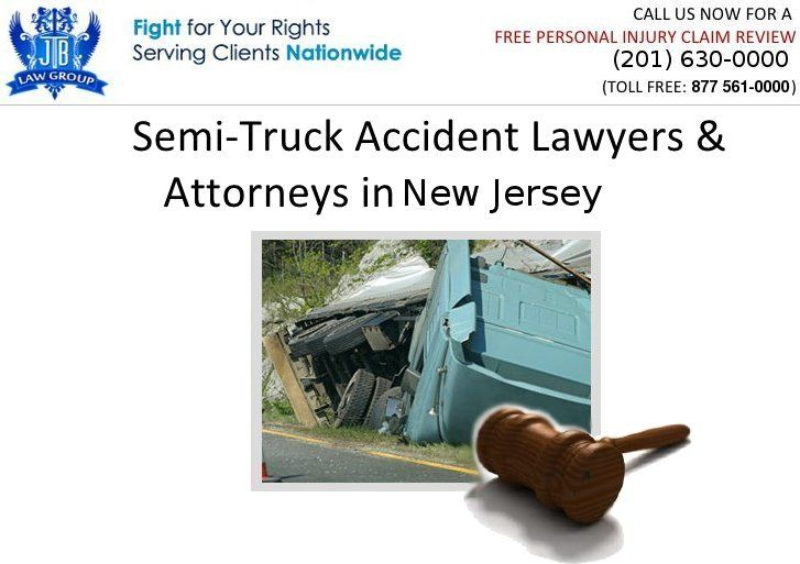 Have you or a loved one been injured in a truck accident