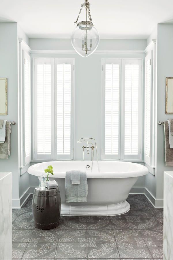 Nashville Idea House Tour Bathrooms Pinterest Bathroom Bath