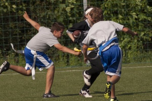 Sports For Life Flag Football Camp Football Kids Flag Football