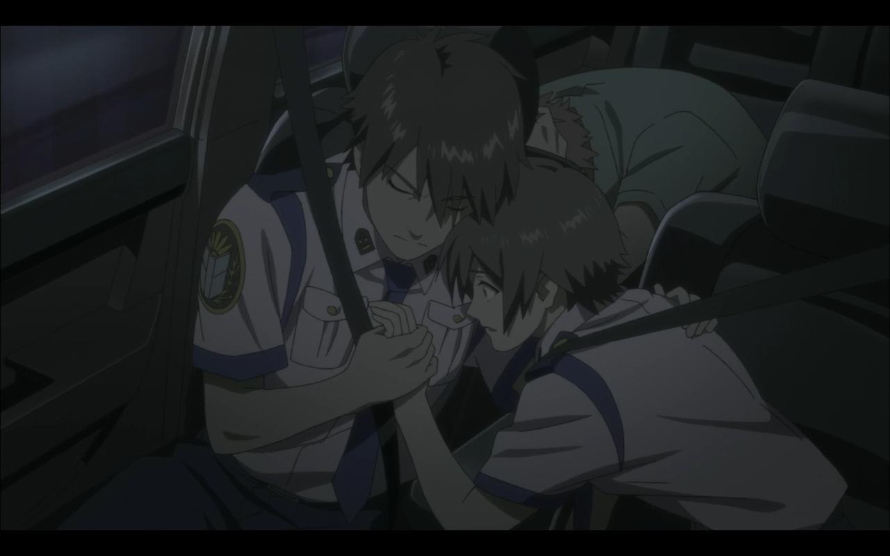 Toshokan Sensou Kakumei No Tsubasa Hd Screenshot Japanese Drama Japanese Animation Anime