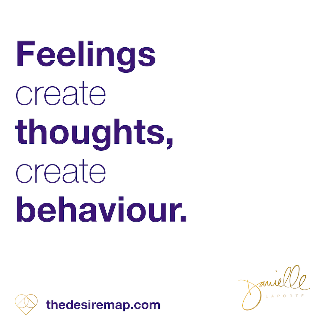 Your Feelings Shape Your Perspective What You Think