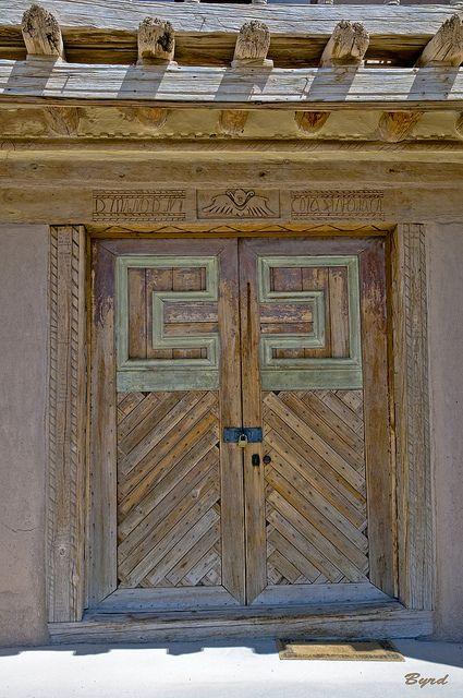 Main Door New Mexico Homes New Mexico Mexico