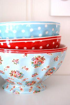 Greengate bowls