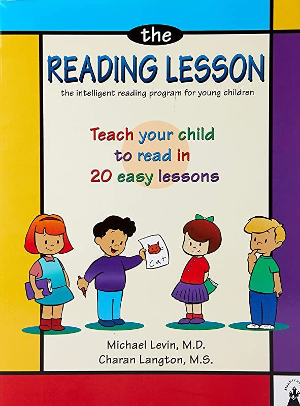 Pdf The Reading Lesson Teach Your Child To Read In 20 Easy