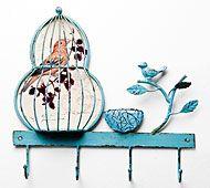 Perchero Vintage Grande Birdcage