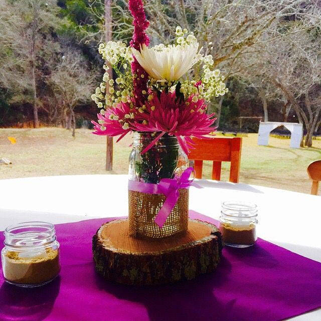Perfect, simple and easy outdoor wedding decorations ...