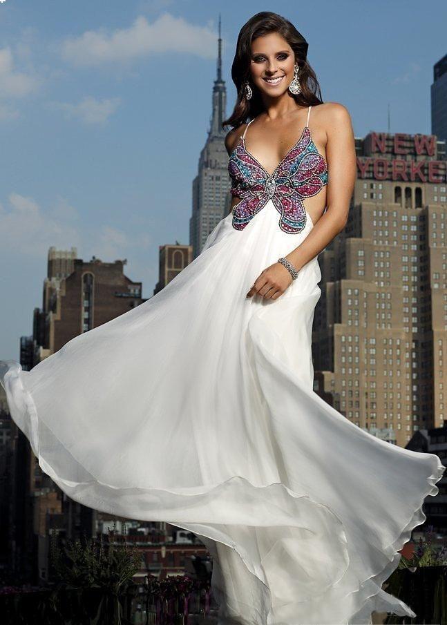 ef3c99054 Vestidos catorceveinte.com: Brillante Vestidos de Cóctel / Formales Silueta  Línea A Largo al Piso Escote Espagueti 01805530