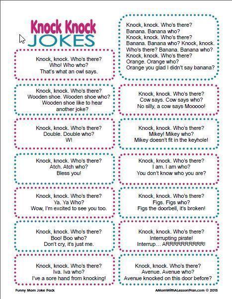 Funny Knock Knock Jokes Texts Friends Funny Knock Knock Jokes In 2020 Funny Jokes For Kids Jokes For Kids Funny Knock Knock Jokes