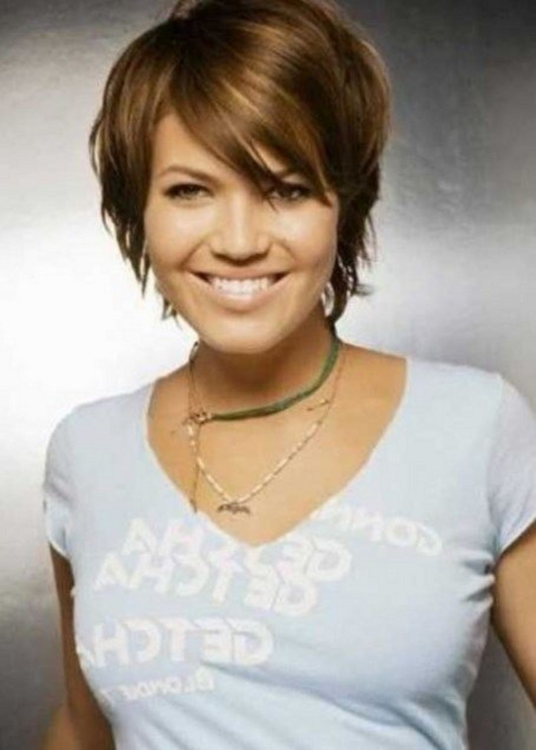 Awesome Short Hair Cuts For Beautiful Women Hairstyles   hair