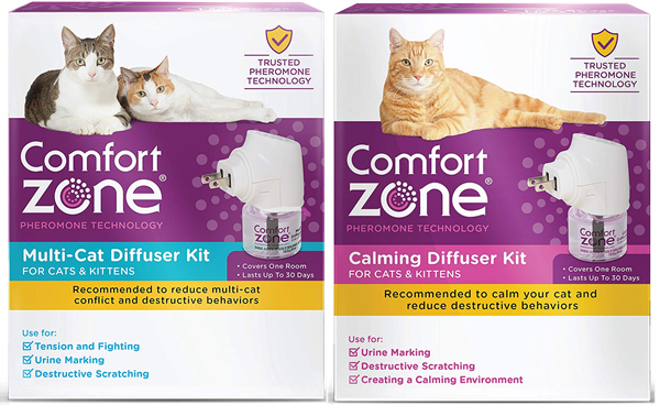 Comfort Zone Cat Calming Diffuser 40 OFF w/ Amazon Coupon