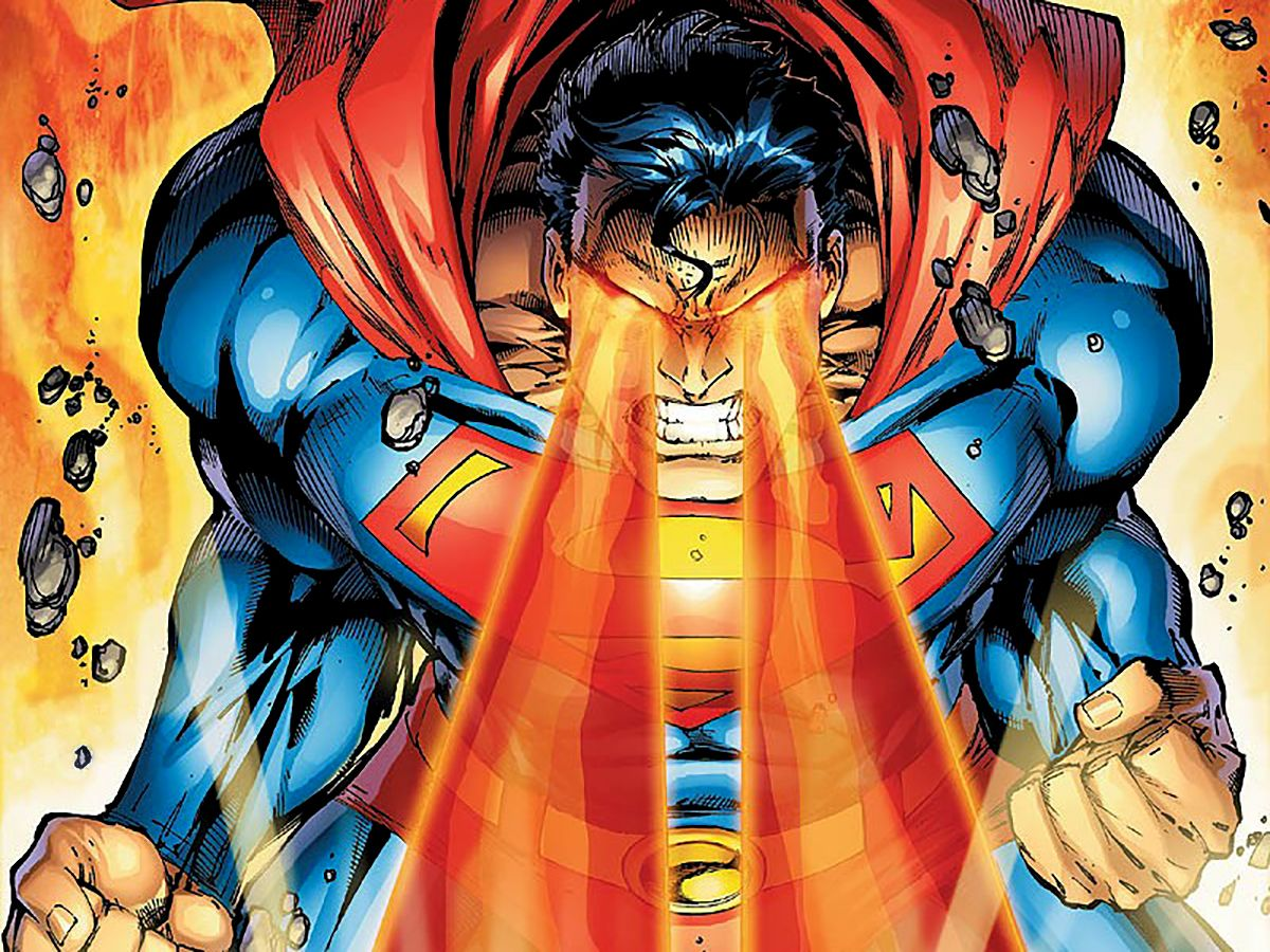 Sure, Superman Has X-Ray Vision. But How Would It Actually ...