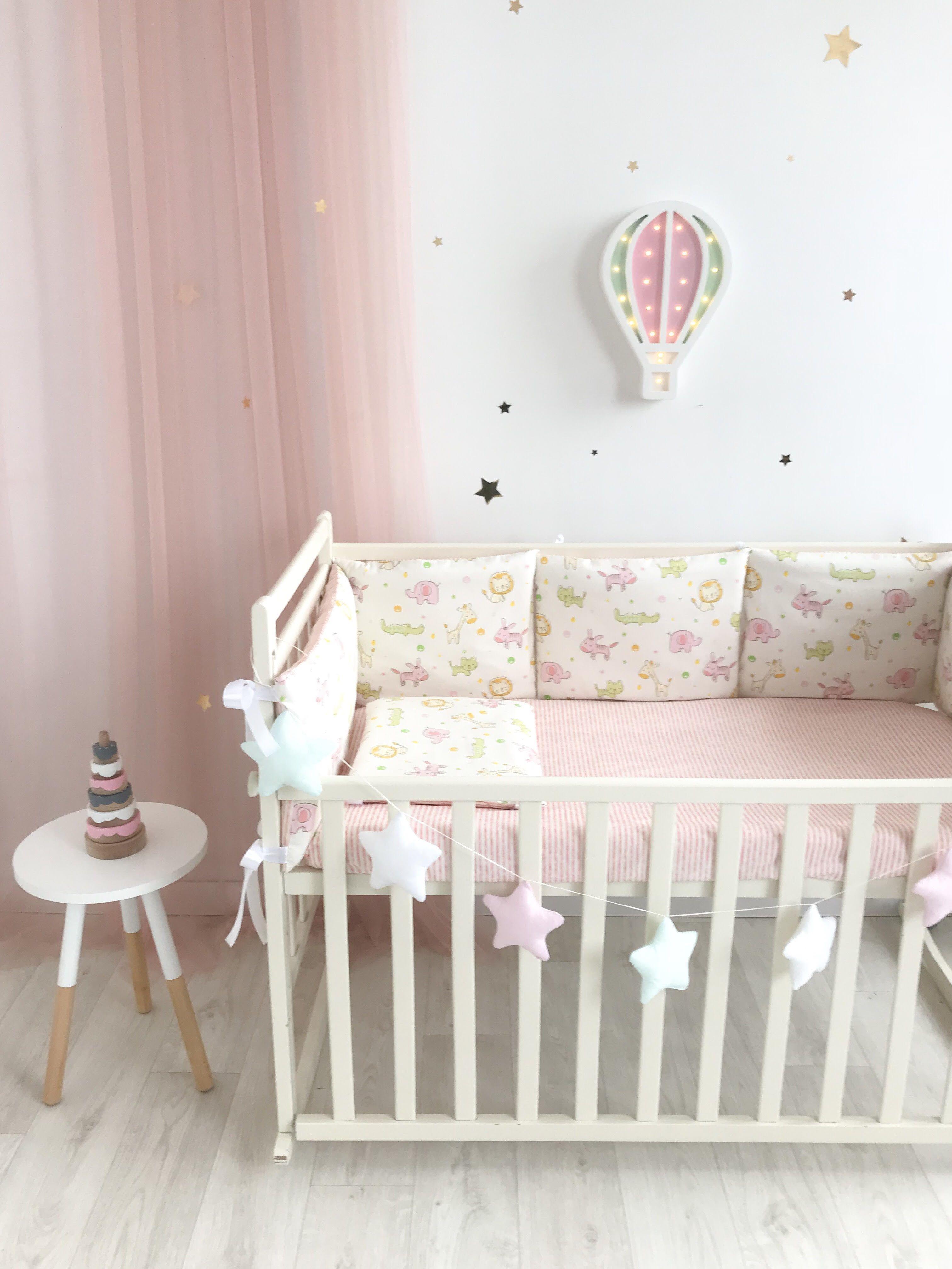 Nightlight Airbaloon Nursery Ideas Babyshower Mininmalistdecor Nurserybedroomdecor