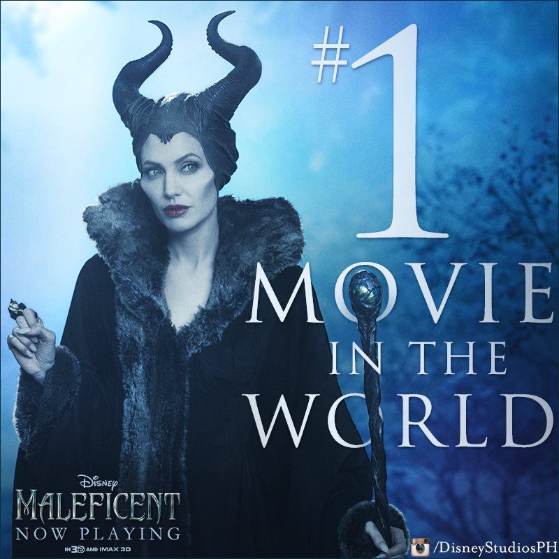 Thank You To The Fans For Making Maleficent The 1 Movie In