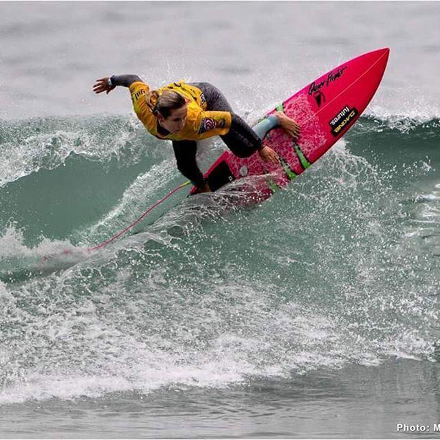 Hannah Blevins // Luv Surf
