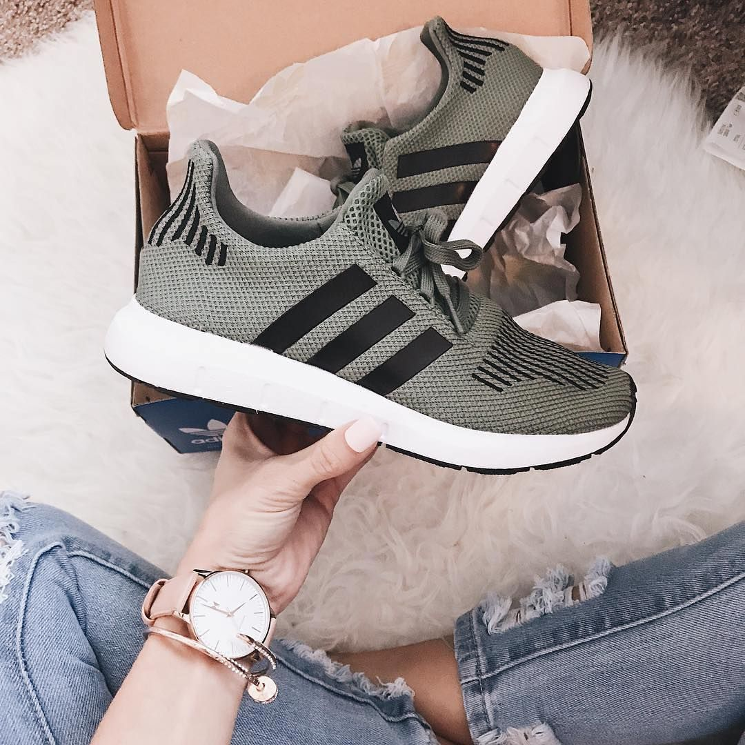 Shop the adidas Swift Run #snkraddicted #sneaker
