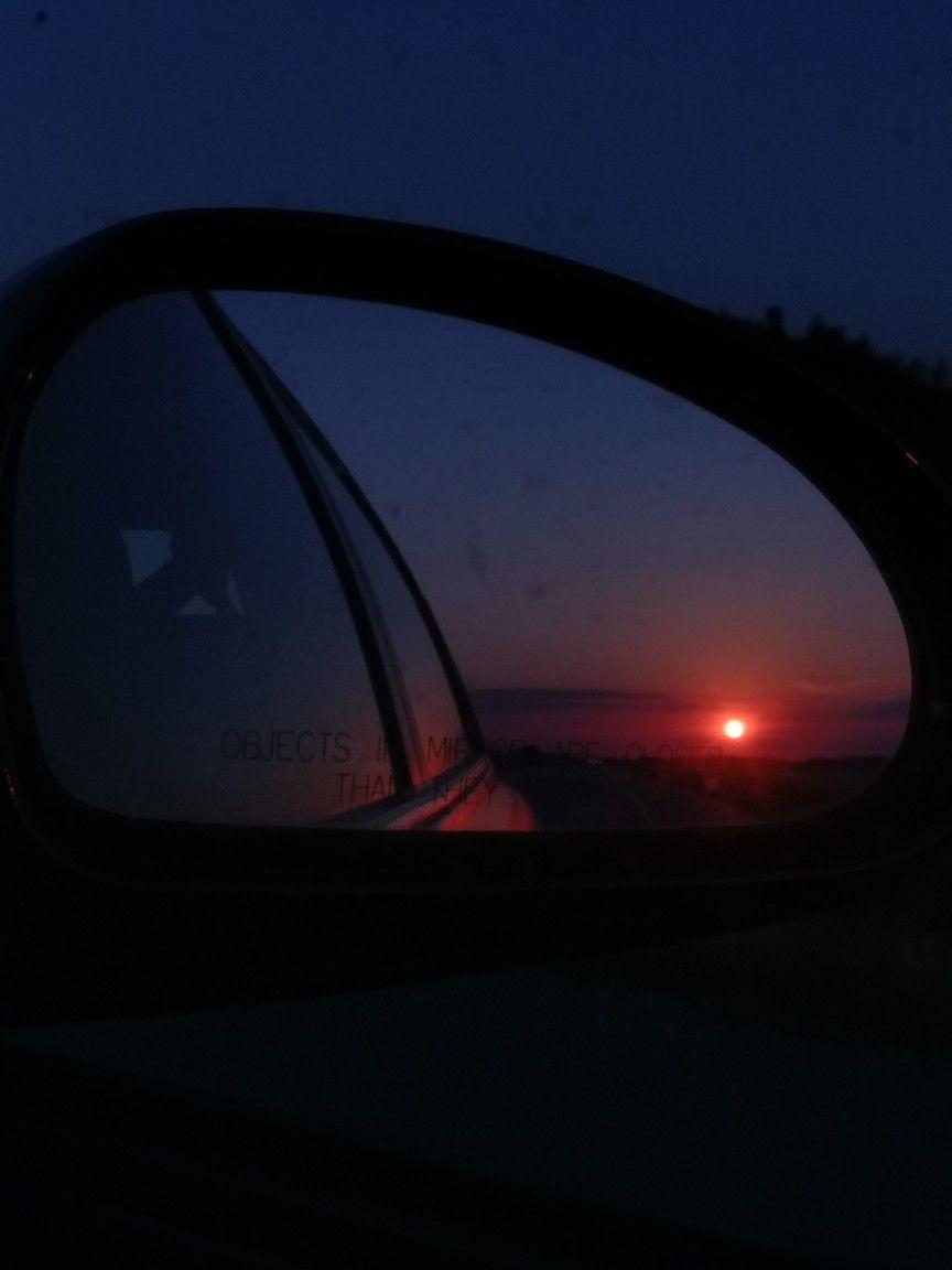 Car Window Photography Sunset Window Photography Sunset Photography Car Photography