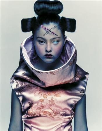 Nick Knight, Devon, 1997