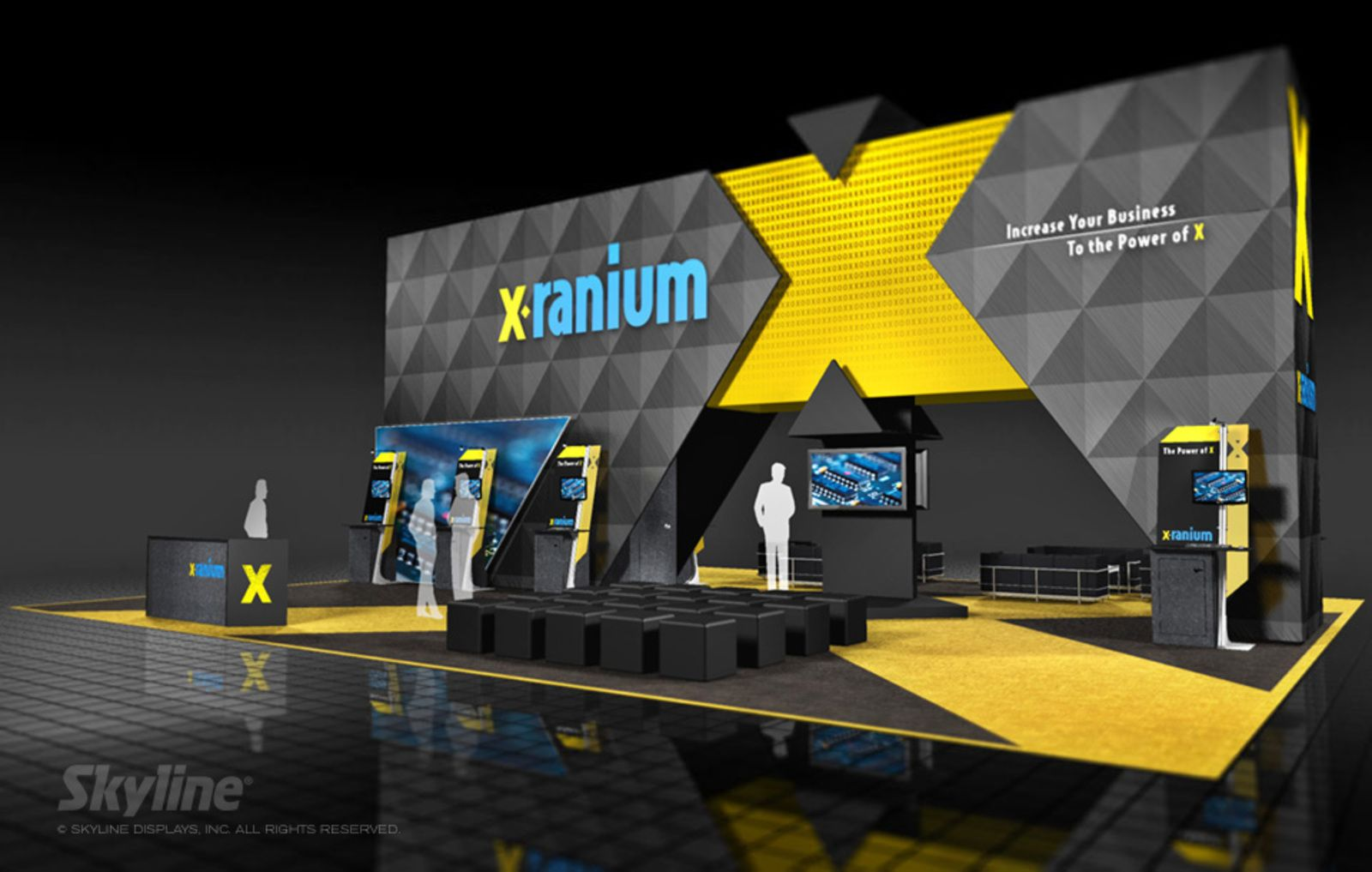 Exhibit Design Ideas & Inspiration - Trade Show Displays ...