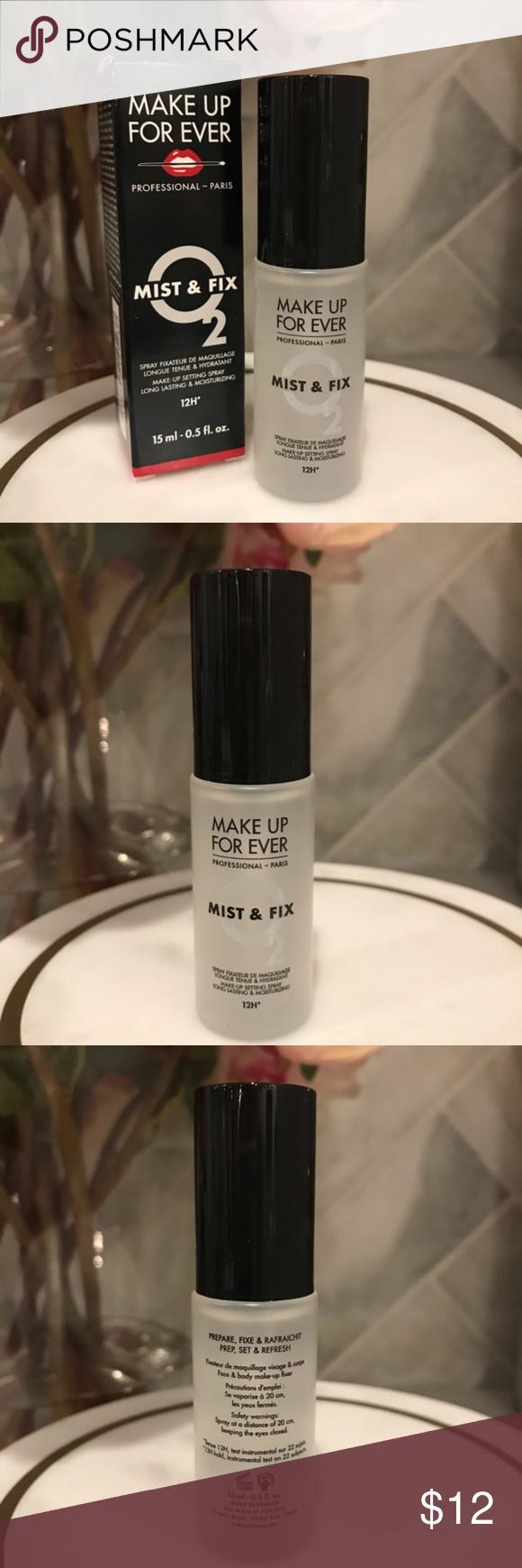 5 for 30, MakeUp ForEver Mist & Fix Setting Spray