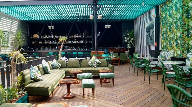 Cada Piso Del Hotel Casa Awolly Devela Un Diferente Ambiente
