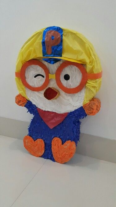 Pinata Pororo Pinata In 2019 Water Party Party Baby Party