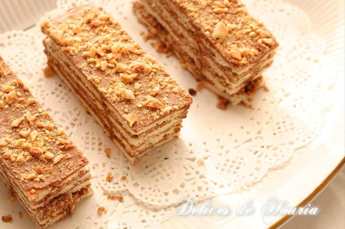 Gâteau sans cuisson façon Tiramisu à la crème au beurre