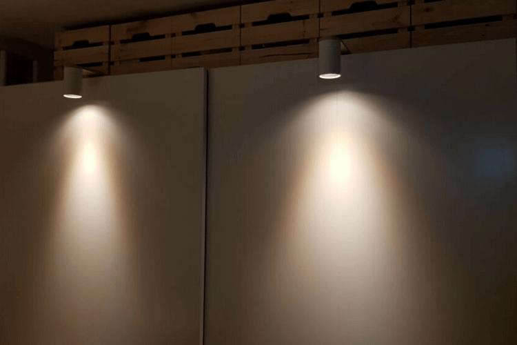 Wardrobe Light For Pax Ikea Hackers Wardrobe Lighting Closet Lighting Hue Philips