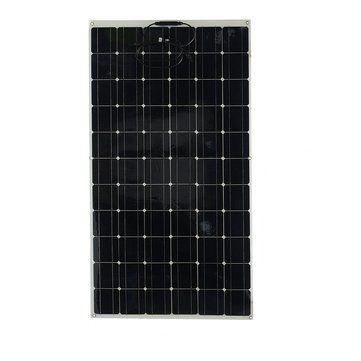 Elfeland El 09 200w 18v A Class Semi Flexible Solar Panel Off Grid With 1 5m Cable For Home Rv Boat Dlya Doma Dom Lodka