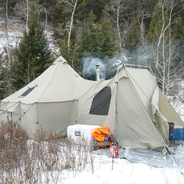 Gl&ing tent! Does it come with maid service? & Glamping tent! Does it come with maid service? | Allisonu0027s ...