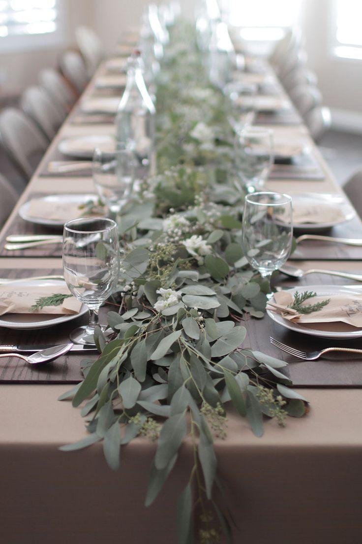 20 Fresh Eucalyptus Christmas Decor Ideas Christmas Table Decorations Christmas Centerpieces Gold Christmas Decorations
