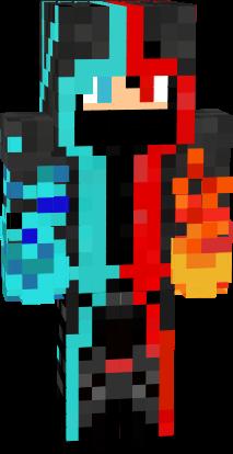 Nova Skin Kevin Pinterest Minecraft Skins - Skins para minecraft pe de kaneki