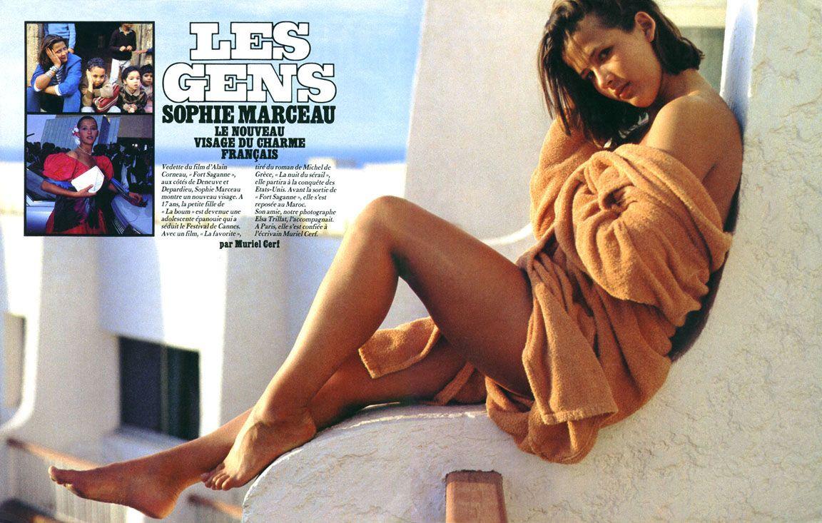 Feet Sophie Marceau nude photos 2019