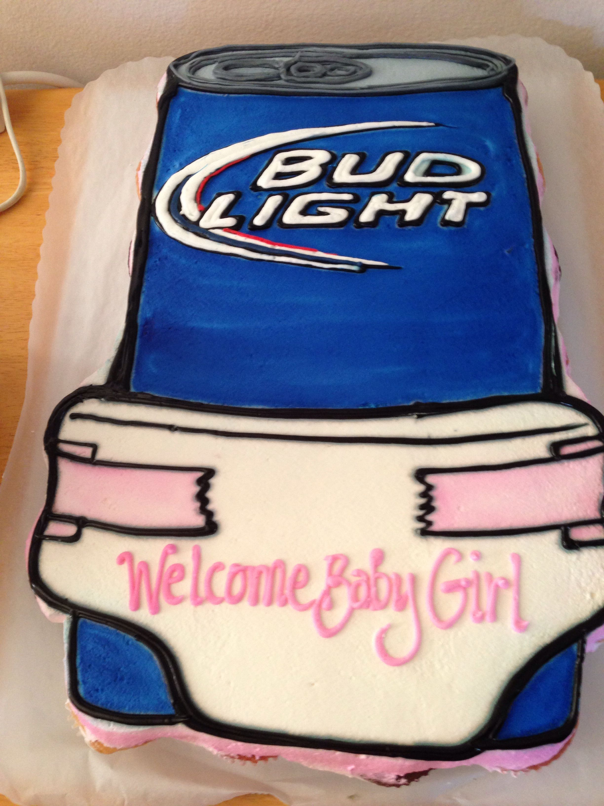 Diaper Party Cupcake Cake Man Shower Dadchelor Party Pretty