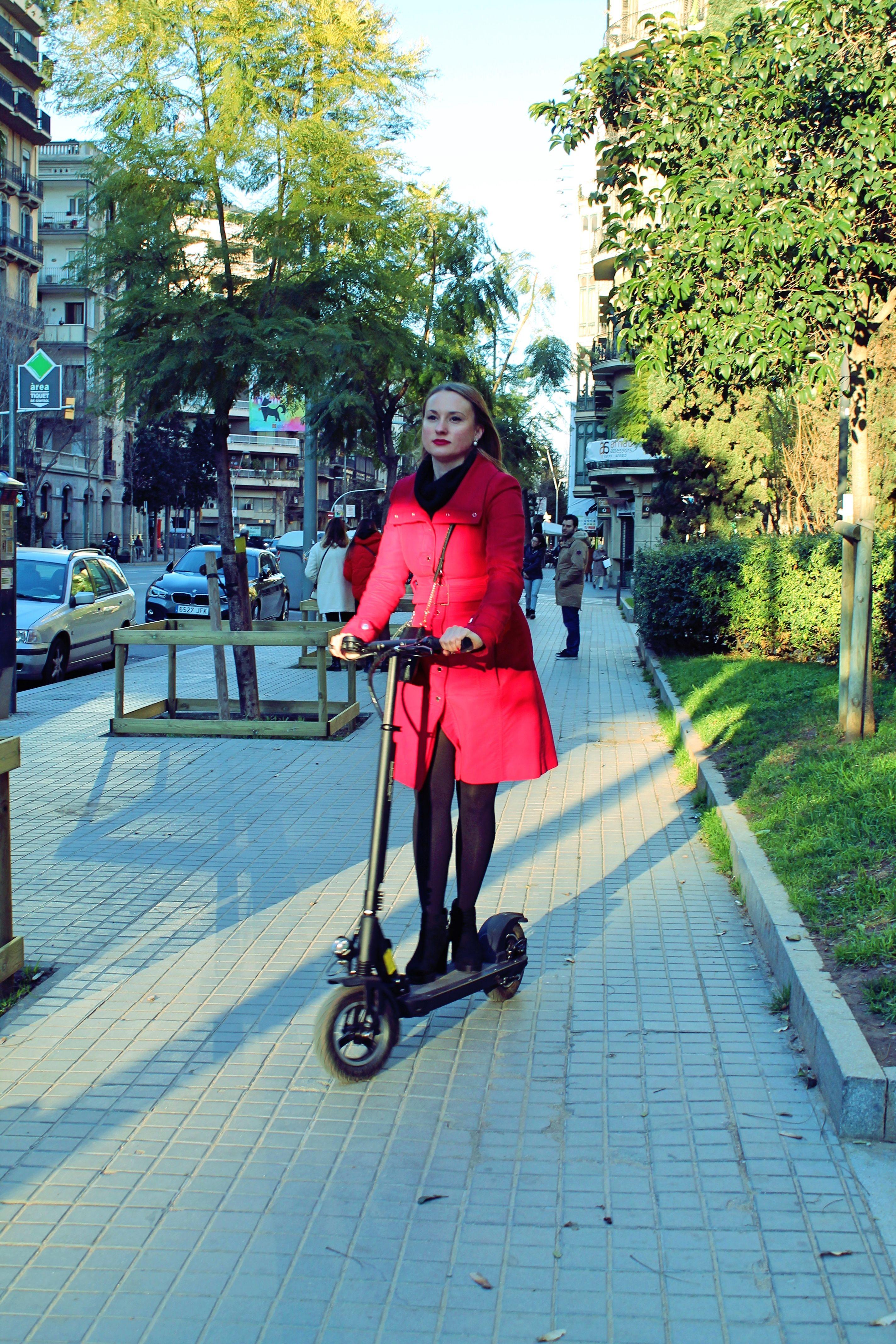 Patinete eléctrico Joyor X5S es un patinete eléctrico muy