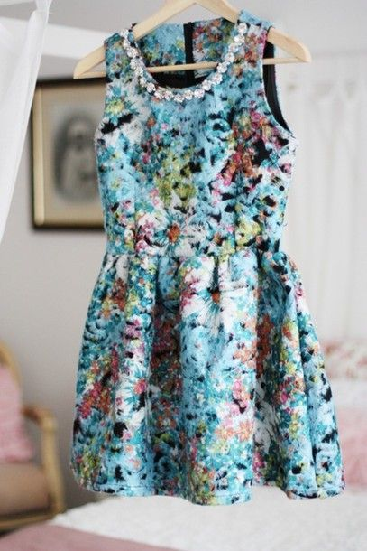 floral summer dresses tumblr - Google Search | Dresses | Pinterest ...