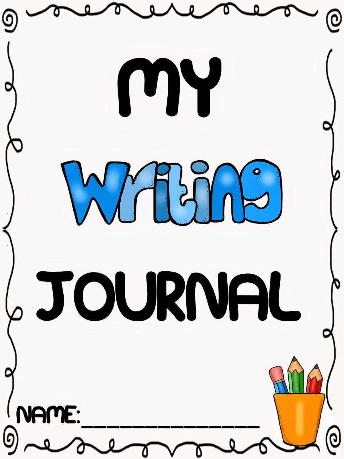 Freebie Journal Writing Template Teaching Munchkins