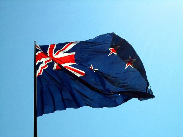 Nz Flag New Zealand Flag Australia Flag Flag