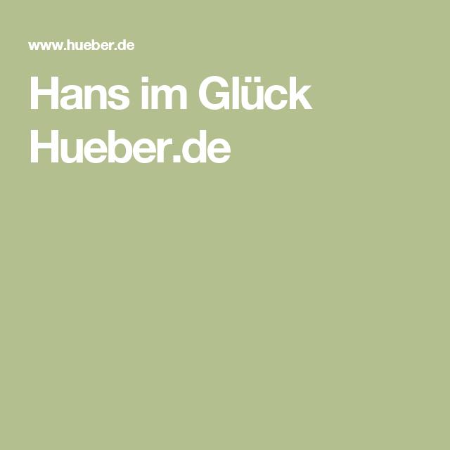 Hans im Glück Hueber.de
