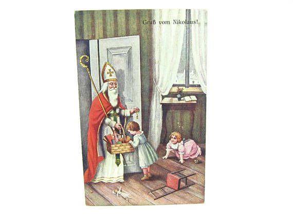 St Nicholas Day Ideas Kids