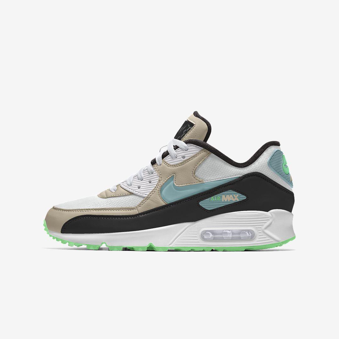 Nike Air Max 90 Premium IGC By You Custom Men's Lifestyle