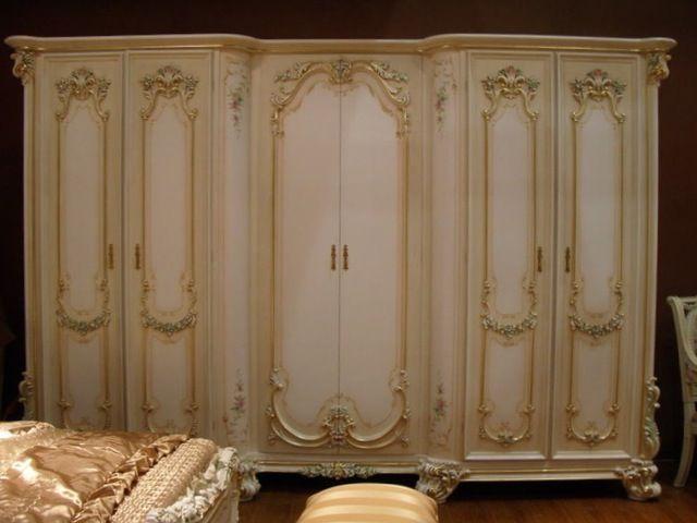 Barock Spiegelkonsole Rococo - Weiss - Prinz Ideen rund ums Haus - gebrauchte schlafzimmer in köln