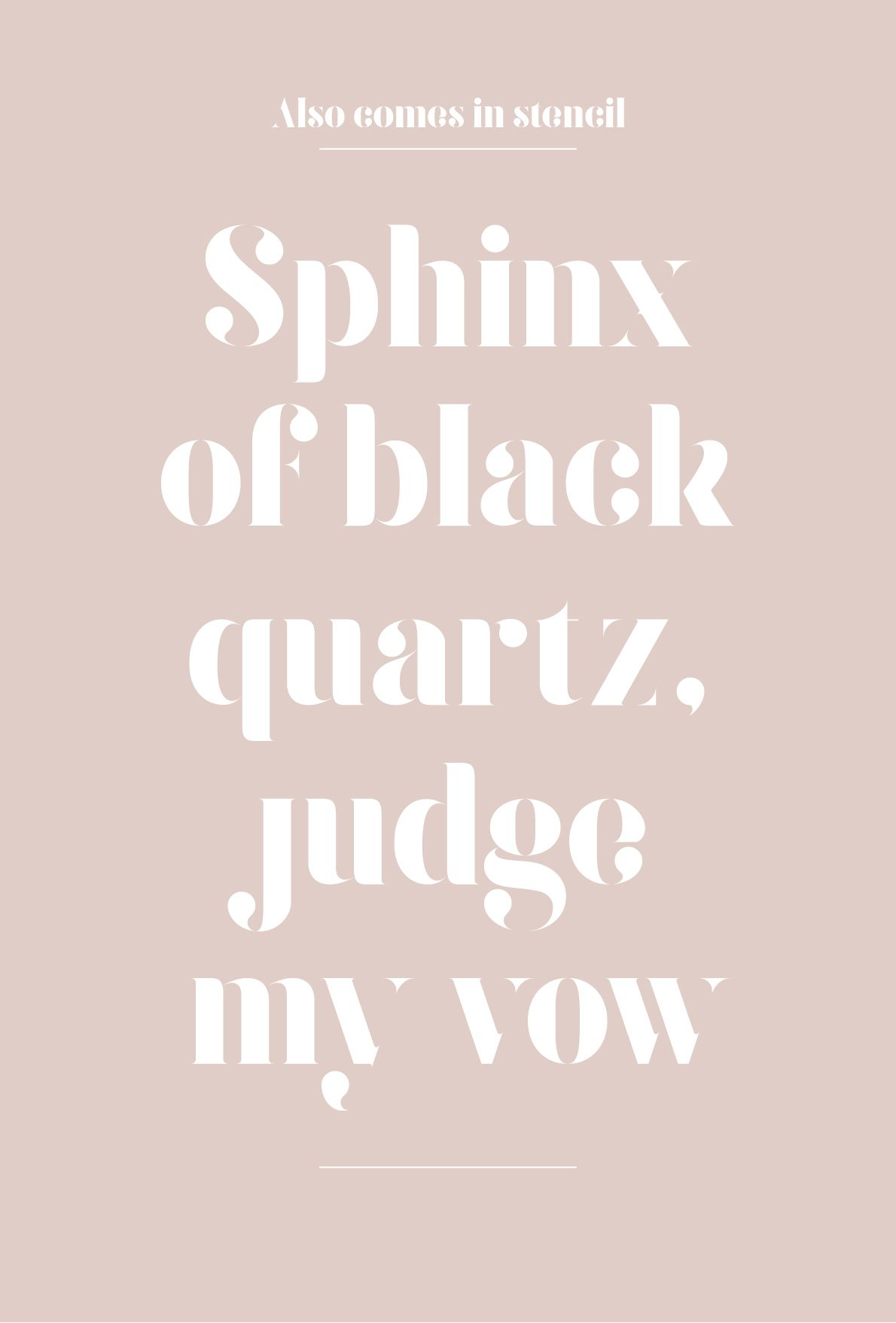 Gokú - An elegant #free #font by Anthony James - #Typography #Typeface