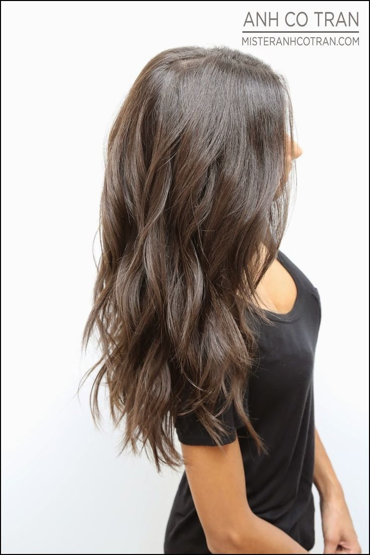 Long Textured Haircuts Hair Color Pinterest Hair Hair Styles
