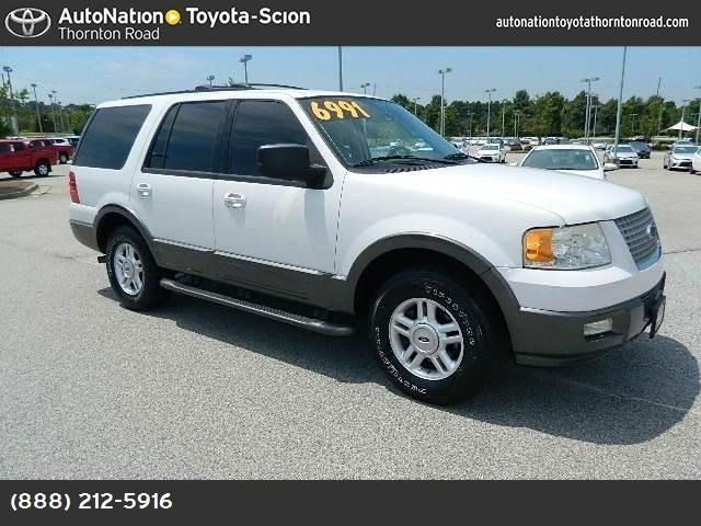 2004 Ford Expedition, 196,802 miles, $5,992.