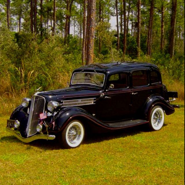 1935 Hudson Terraplane Sexiest Car In The World Vintage Cars