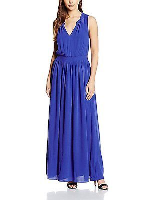 Outlet Store Locations Outlet Store Cheap Price Womens Cut-Out Plain Sleeveless Dress Nafnaf Clearance Official Site 5Pyg9