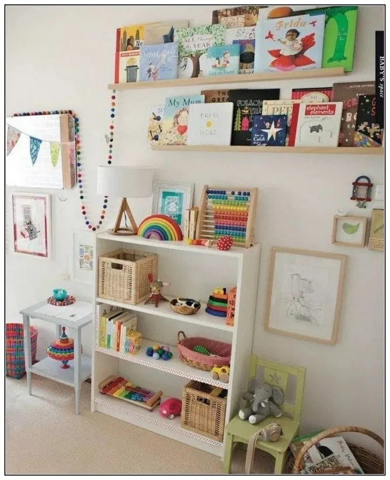 50 Kids Toy Room Decor The Ultimate Convenience 54 Baby Room