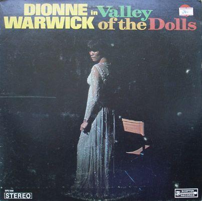 Dionne Warwick Valley Of The Dolls Vinyl Lp Album At Discogs 1968 Reissue Valley Of The Dolls Dionne Warwick Warwick